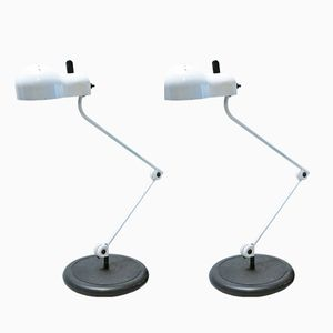 Topo Lamps by Joe Colombo for Stilnovo, 1960s, Set of 2