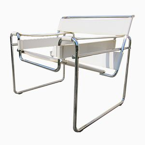 Vintage B3 Wassily Chair by Marcel Breuer for Knoll
