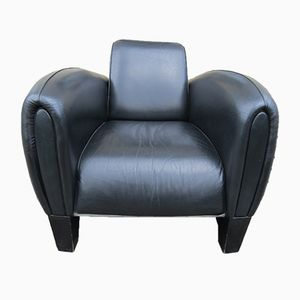 Vintage DS57 Bugatti Lounge Chair by Franz Romero for de Sede