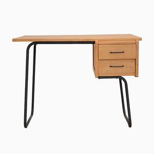 Desk in Wood and Metal, 1960s