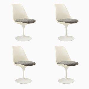Tulip Stühle von Eero Saarinen für Knoll International, 1974, 4er Set