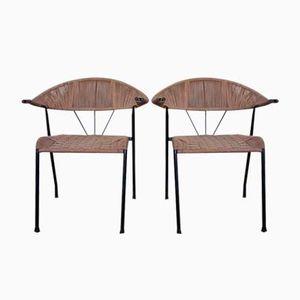 Chaises, 1960s, Set de 2