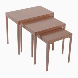 Danish Nesting Tables from BR Gelsted