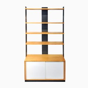 Model 2722 Shelving Unit by Wilhelm Kienzle for Embru, 1960s
