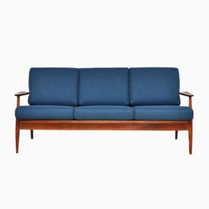 Scandinavian 3-Seater Sofa, 1960s