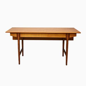 Mid-Century Teak Drop Leaf Table