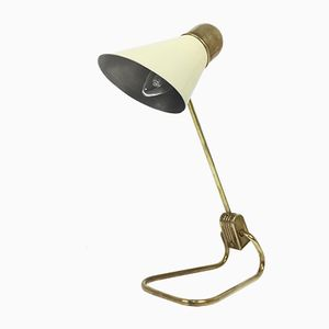 French Desk Lamp from Jumo, 1950s