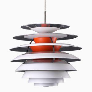 PH Kontrast Lampe von Poul Henningsen für Louis Poulsen, 1960er