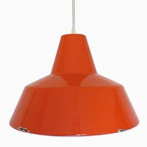 Arbejdspendel Lampe von Arne Jacobsen für Louis Poulsen, 1980er