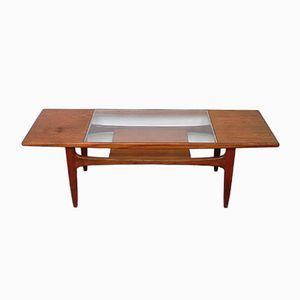 Table Basse Mid-Century Rectangulaire de G Plan