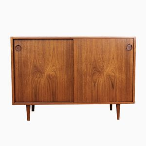 Small Mid-Century Danish Sideboard in Teak