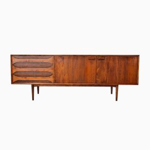Paola Rosewood Cabinet by Oswald Vermaercke for V-Form, 1959