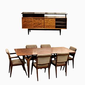 Mid-Century Dining Room Set from Heals, 1952
