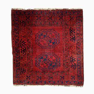 Antiker Afghanischer Handgeknüpfter Ersari Teppich, 1900er