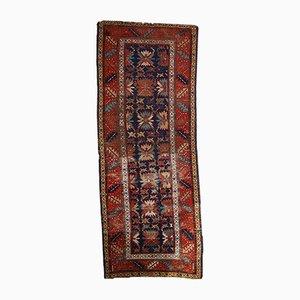 Antique Handmade Karabagh Rug, 1880s