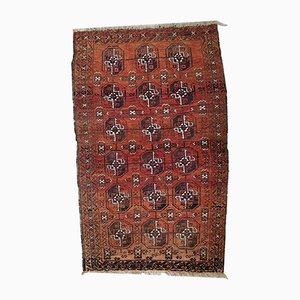 Antiker Afghanischer Handgeknüpfter Baluch Teppich, 1900er