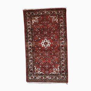 Handgeknüpfter Persischer Vintage Hamadan Teppich, 1970er