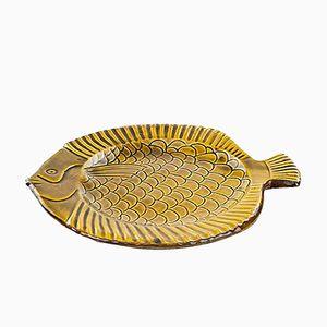 Decorative Ceramic Dish, 1960