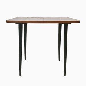 Vintage Wooden Side End Table