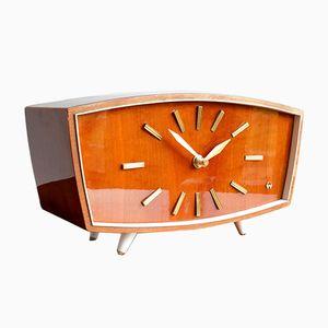 Orologio da tavolo vintage di Weimar, anni '60