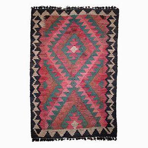 Handgemachter Afghanischer Vintage Kilim Teppich, 1960er