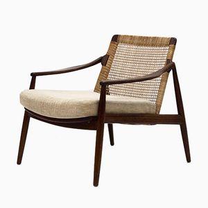 Mid-Century Armchair by Hartmut Lohmeyer for Wilkhahn, 1950s