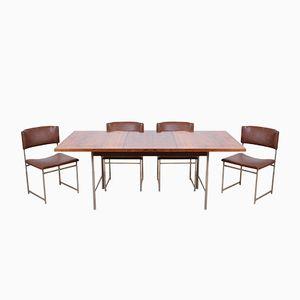 Mid-Century Esszimmer Set von Cees Braakman für Pastoe