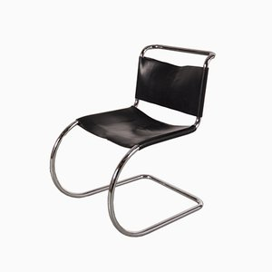 MR10 Cantilever Chair by Ludwig Mies van der Rohe for Knoll Inc. / Knoll International, 1970s