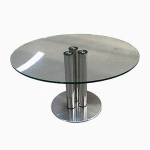 Table de Salle à Manger Marcuso 2532 par Marco Zanuso pour Zanotta, 1970s