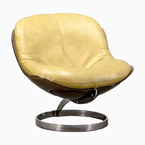 Sphere Lounge Chair by Boris Tabacoff for Mobilier Modulaire Moderne, 1971