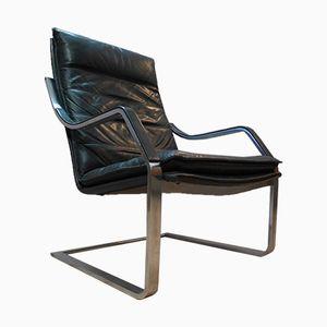 Vintage Komet D250 Lounge Chair by Rudolf B. Glatzel for Knoll Inc. / Knoll International
