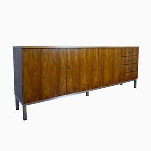 Vintage Sideboard mit Palisander Furnier