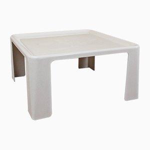 Quadratischer Tisch von Mario Bellini für C & B Italia, 1960er