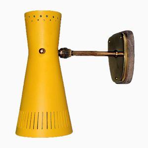 Vintage Wandlampe von Stilnovo