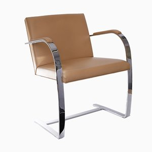 Vintage Brno Chair by Ludwig Mies van der Rohe for Knoll