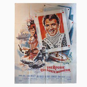 Une Rousse Qui Porte Bonheur Film Poster, 1960s
