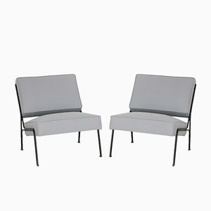 G2 Armchairs by Pierre Guariche for Airborne, 1950s, Set of 2