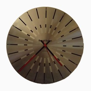 Vintage Beotime Clock by Jensen, Jacob for Bang & Olufson