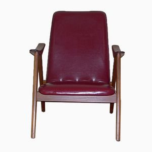 Mid-Century Dutch Armchair from Webe