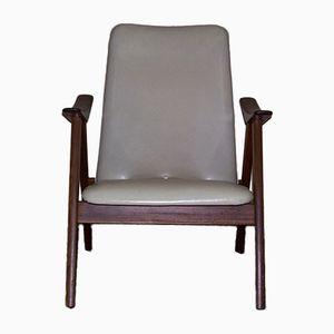 Mid-Century Armlehnstuhl von Webe