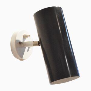 Applique vintage tubolare nera e bianca di Artimeta