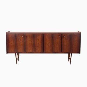 Rosewood Veneer Sideboard from Fristho, 1960s