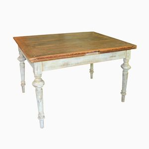 Antique Swedish Extending Table