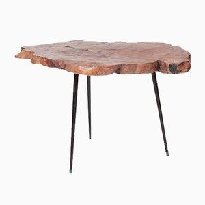 Vintage Holz Beistelltisch