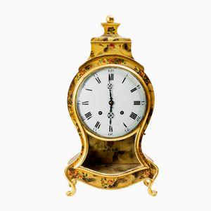 Antike Kaminsims Uhr