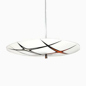 Czech Model 1103 Ceiling Light from Napako, 1960s