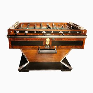 Mid-Century Foosball Table from French Café