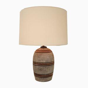 Ceramic Table Lamp, 1950s