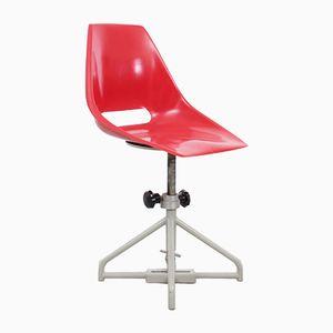 Czech Chair by Miroslav Navratil for Vertex, 1960s
