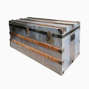 Cassettiera vintage industriale da nave